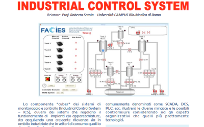 La Cyber Security degli Industrial Control System